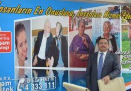 T.C. Ankara Valiliği İle Sabev Arasında Yaşam Destek Sözleşmesi İmzalandı