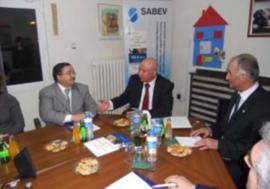 Ankara Valisi Sayın Alaaddin Yüksel'in Vakfımızı Ziyaretleri