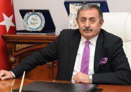 Sağlık Bakanı Yardımcısı Agah Kafkas Yaşamdestek Merkezini Ziyaret Ettiler