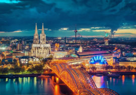 Almanya'ya Evde Bakım Gezisine Katılan Grubun Ziyareti